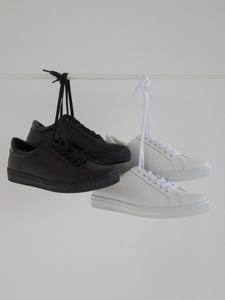 MINIMAL CHIC SNEAKERS(2COLORS)