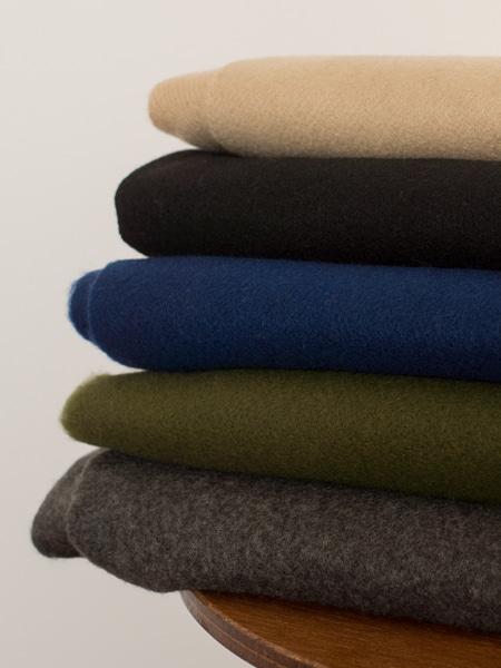 SOFT CASHMERE MUFFLER(5COLORS)