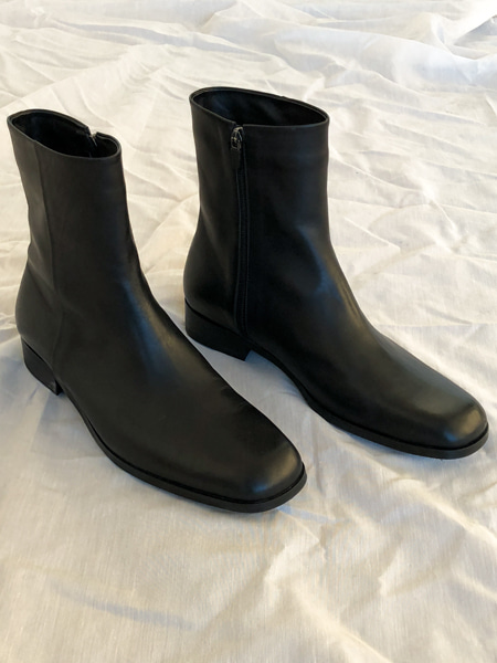 PARISIEN HANDMADE ZIPPER LONG BOOTS(250-280)