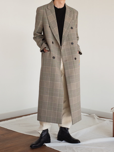MOOD OVER LONG COAT(4colors)