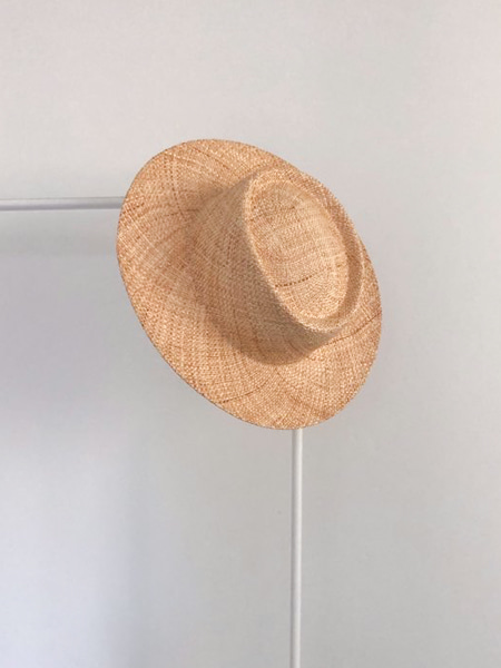 mood straw hat