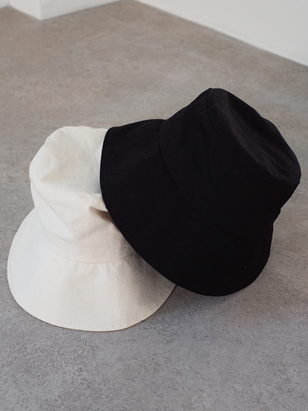 linen bucket hat(2colors)