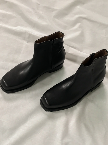 square steady boots(240-285)